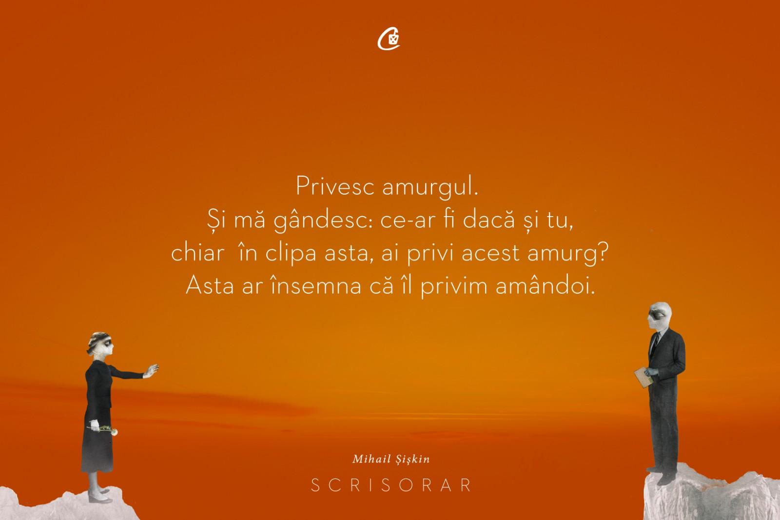 Scrisorar #2 – Amurg