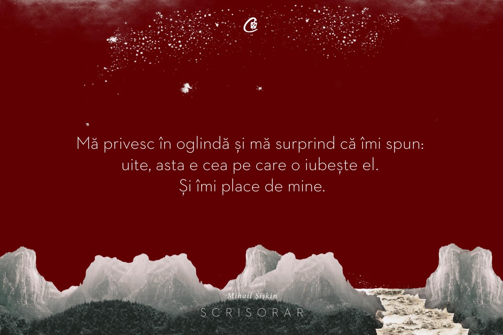 Scrisorar #3 – Oglinda