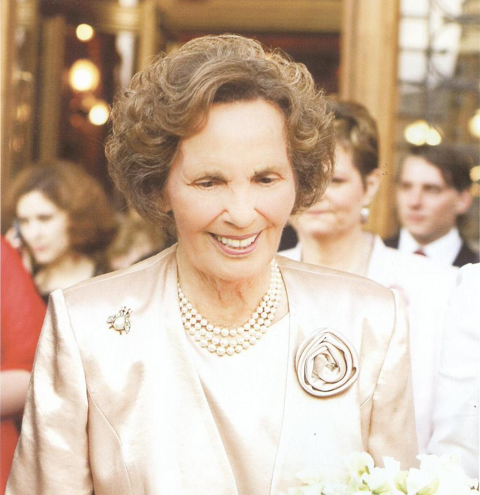 Eveniment regal cu ocazia aniversării de 90 de ani  a Majestății Sale Regina Ana a României