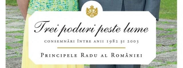 """Lansare """"Trei poduri peste lume"""" ASR Principele Radu, la Arad, Timișoara și Iași"""