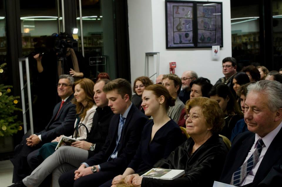 Lansare de titluri regale la Iași, în prezența ASR Principelui Nicolae al României