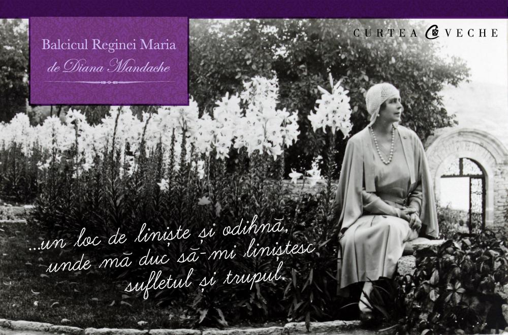 Balcicul Reginei Maria #1 – Liniște