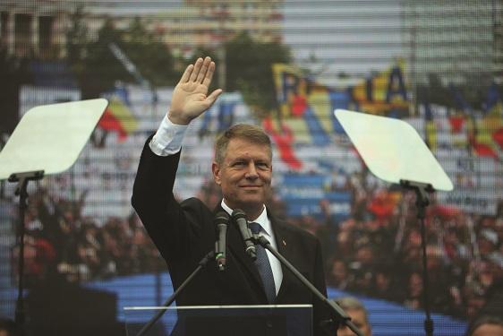 Prima carte a Președintelui, tradusă în limba maghiară