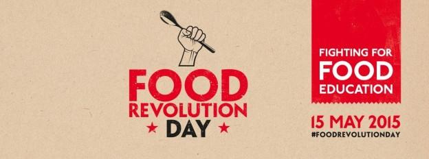 De Food Revolution Day, Jamie Oliver cere educația alimentară în școli