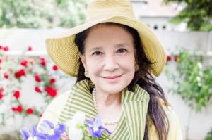 Jung Chang. Credit foto: Barna Nemethi pentru Curtea Veche Publishing