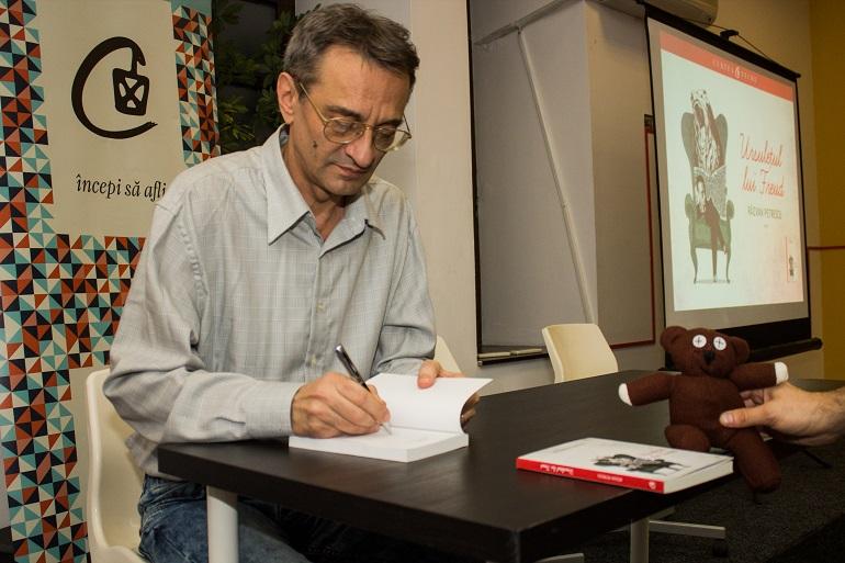 Răzvan Petrescu și Ursulețul lui Freud