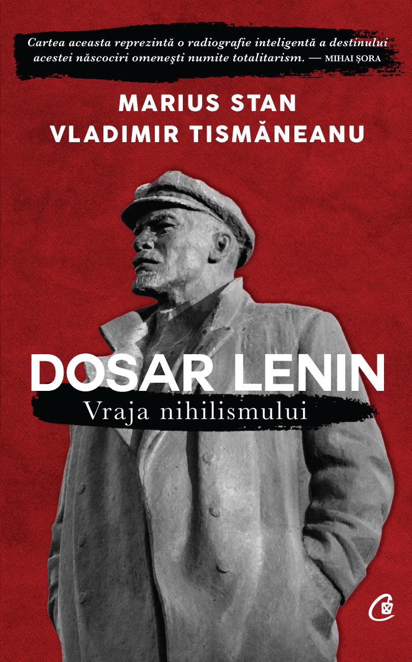 """Anularea lansării de la Deva a volumului """"Dosar Lenin""""  de Marius Stan şi Vladimir Tismăneanu"""