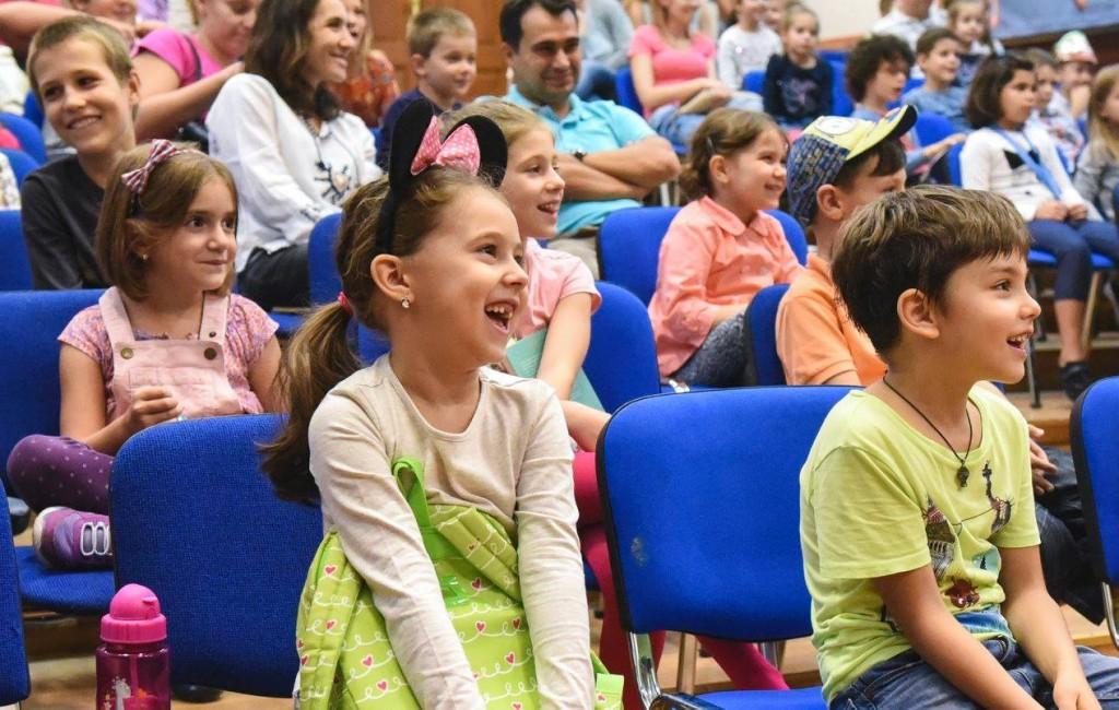 Pe scurt despre a doua ediție NARATIV – Festivalul de lectură pentru copii