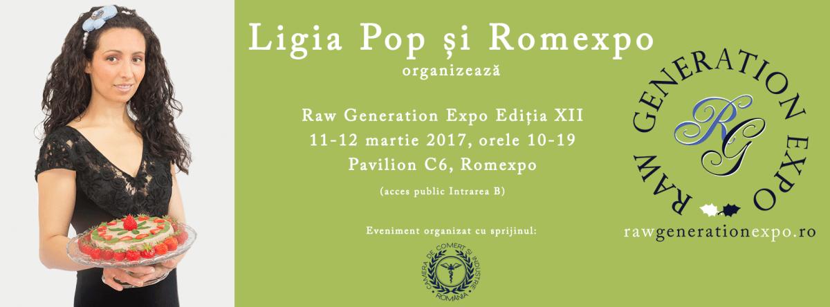 Începe cea de-a 12-a ediție Raw Generation Expo