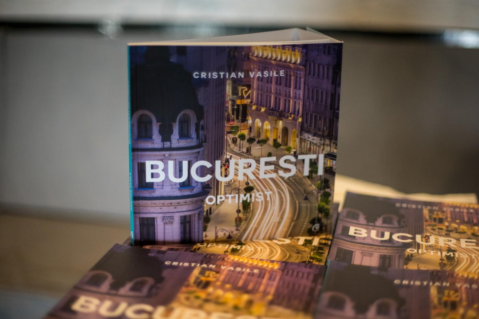 """București optimist"""", albumul lui Cristian Vasile,  a fost lansat pe 25 iulie"""