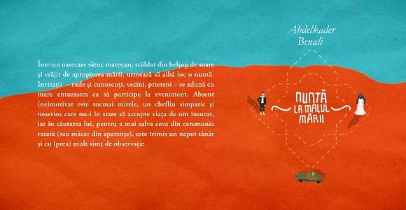 """""""Nuntă la malul mării"""" – un roman ca un roadmovie, dar nu de citit înainte de culcare"""