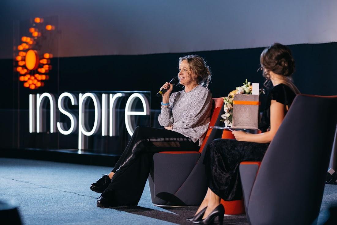 Iren Arsene la conferința Endava Inspire – despre puterea cărților