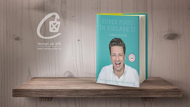 """În atenția deținătorilor titlului """"Superfood în fiecare zi"""" de Jamie Oliver"""