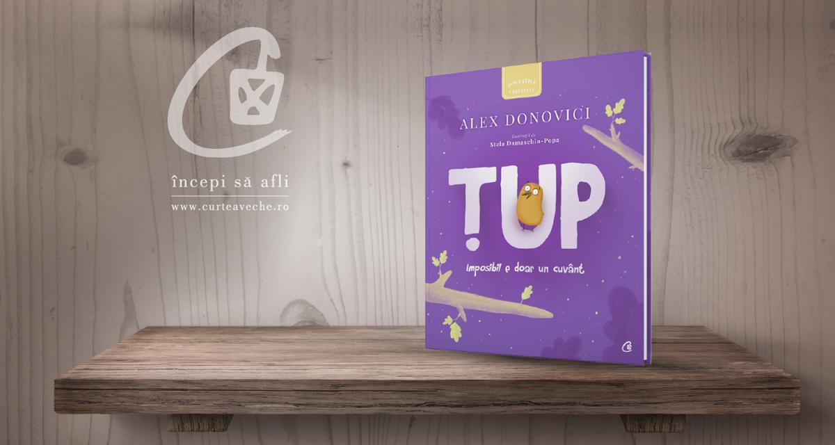 """Seria de cărți pentru copii """"Aventurile lui Țup"""" va fi tradusă în Turcia și Ungaria"""