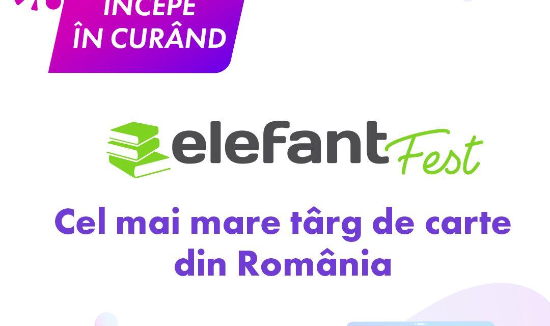 Evenimente ElefantFest primăvară 2021