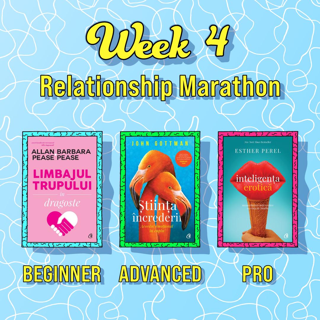 Summerbrain - Relationship Marathon