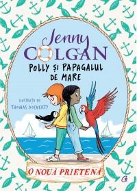 Polly și papagalul de mare. O nouă prietenă
